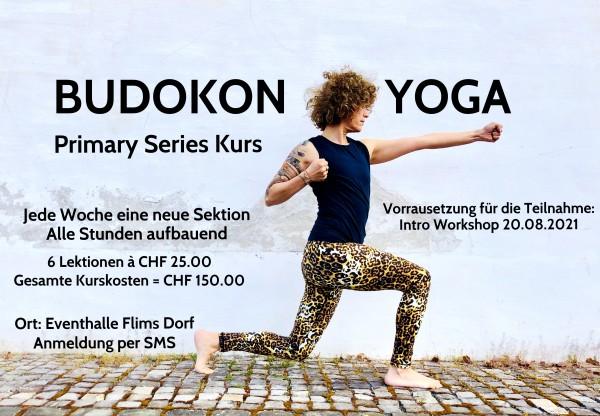 BUDOKON YOGA Course Primary Series