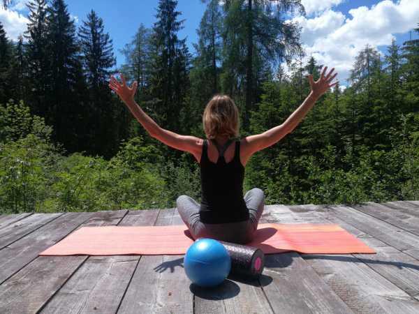 Pilates Back Training