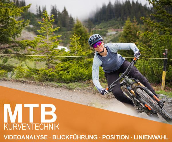 MTB Cornering Skills including Lift Ticket