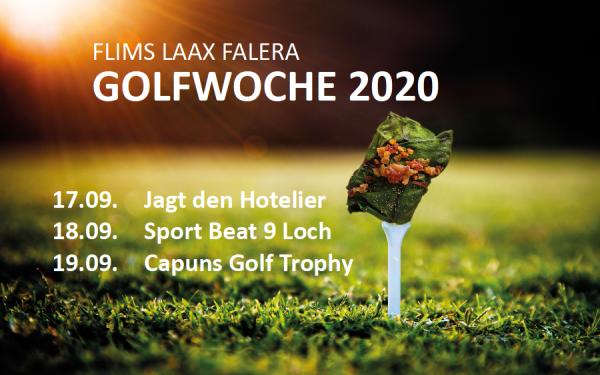 8. Flims Laax Falera Golf Week 2020