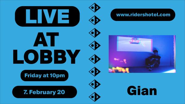 GIAN Live@Lobby