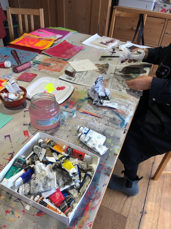 Open Art Studio: Come and Paint! (from age 14)