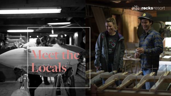 Meet the locals - Enlain Workshop