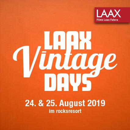 LAAX Vintage Days