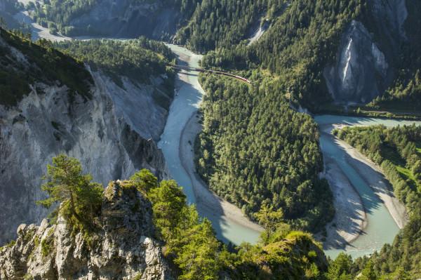 Naturführung | Flimser Bergsturz