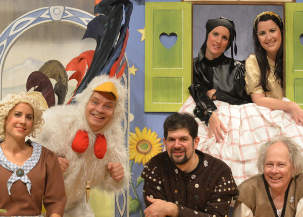 """Fairytale Theatre Zurich """"Mother Hulda"""""""