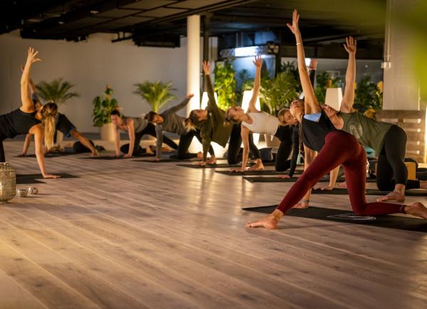 Laax Yoga at Stenna Flims