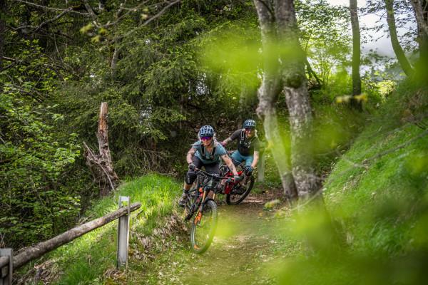 Discovery Bike-Shuttle Best of Ilanz