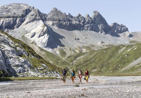 Naturführung | Unesco-Welterbe Sardona erleben