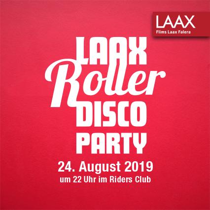 LAAX Roller Disco