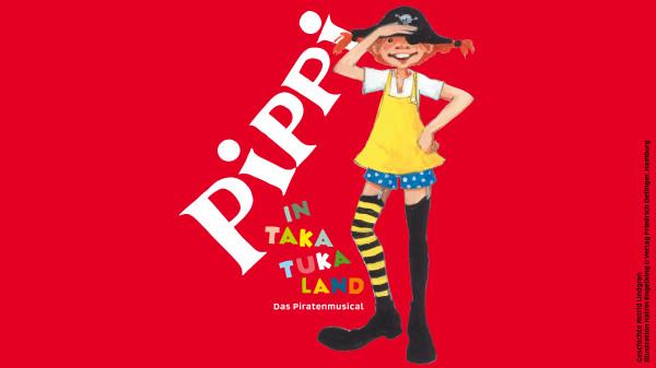 "Children's musical ""Pippi in Taka-Tuka-Land"""