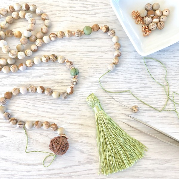 LB Yoga: Mala Workshop