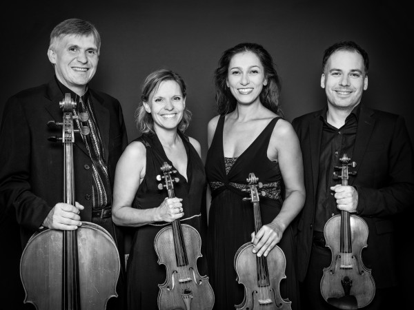 String quartet evening to celebrate the Beethoven