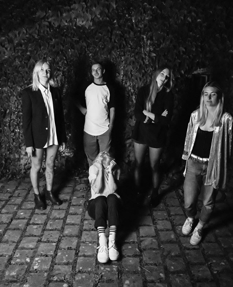 Nesta & the Blondes Live