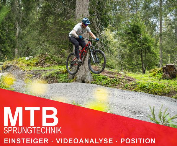 MTB Jump Skills + Video Analysis