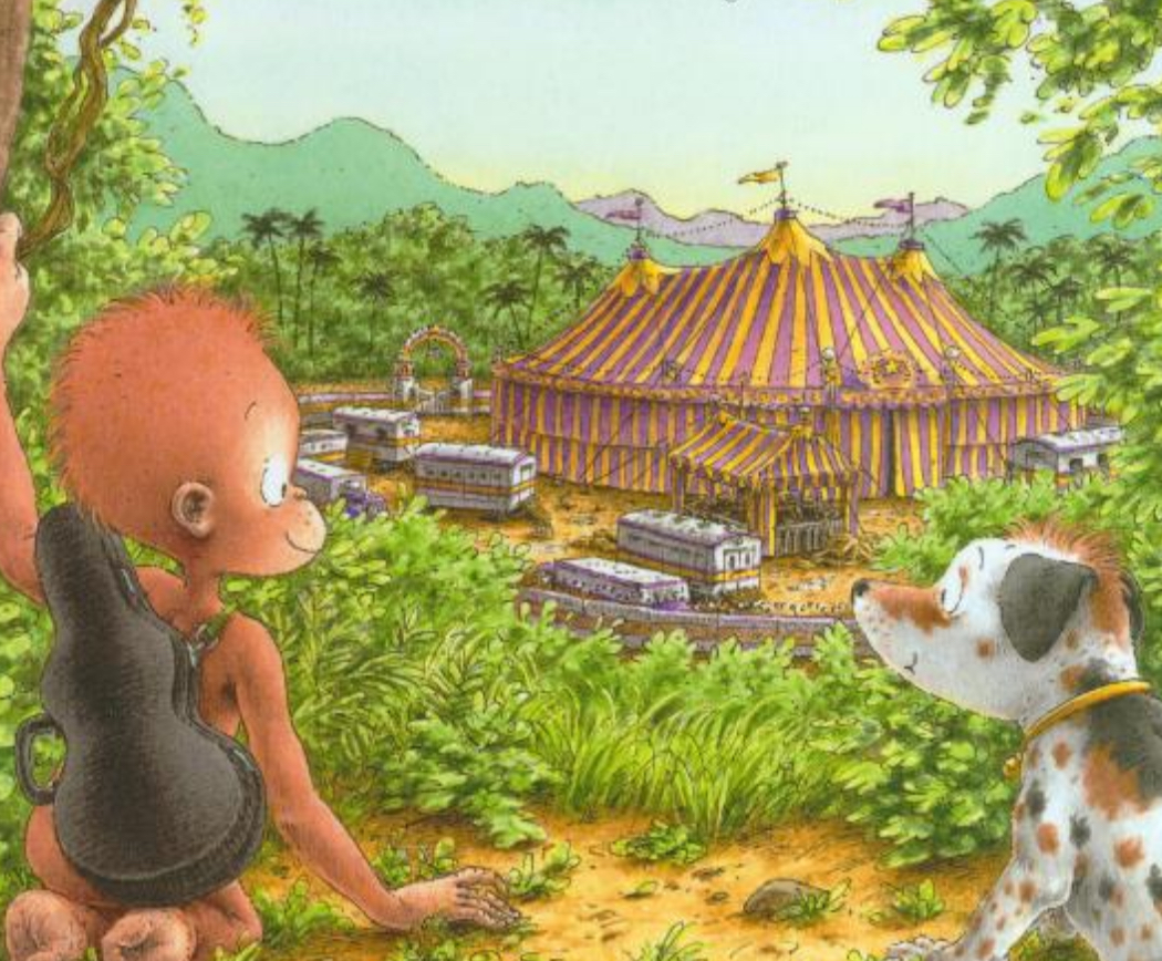 """flimsfestival - children's concert """"circus circus"""""""
