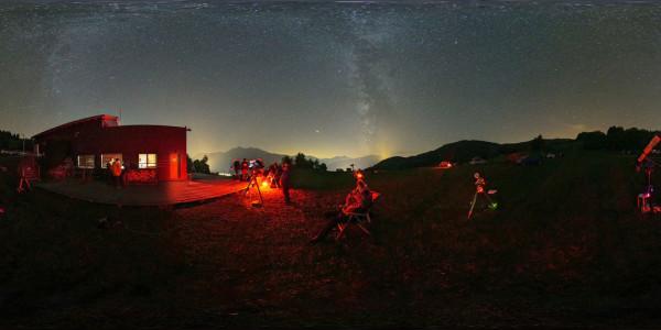 "20th Astronomy Days ""Mirasteilas"""