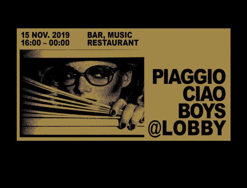 Piaggio Ciao Boys