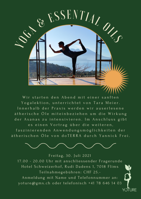 Yoga & Essential Oils