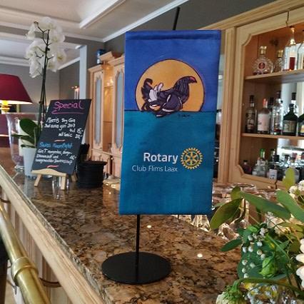 Rotary aperitif