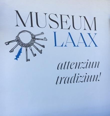 Dorfführung in Laax