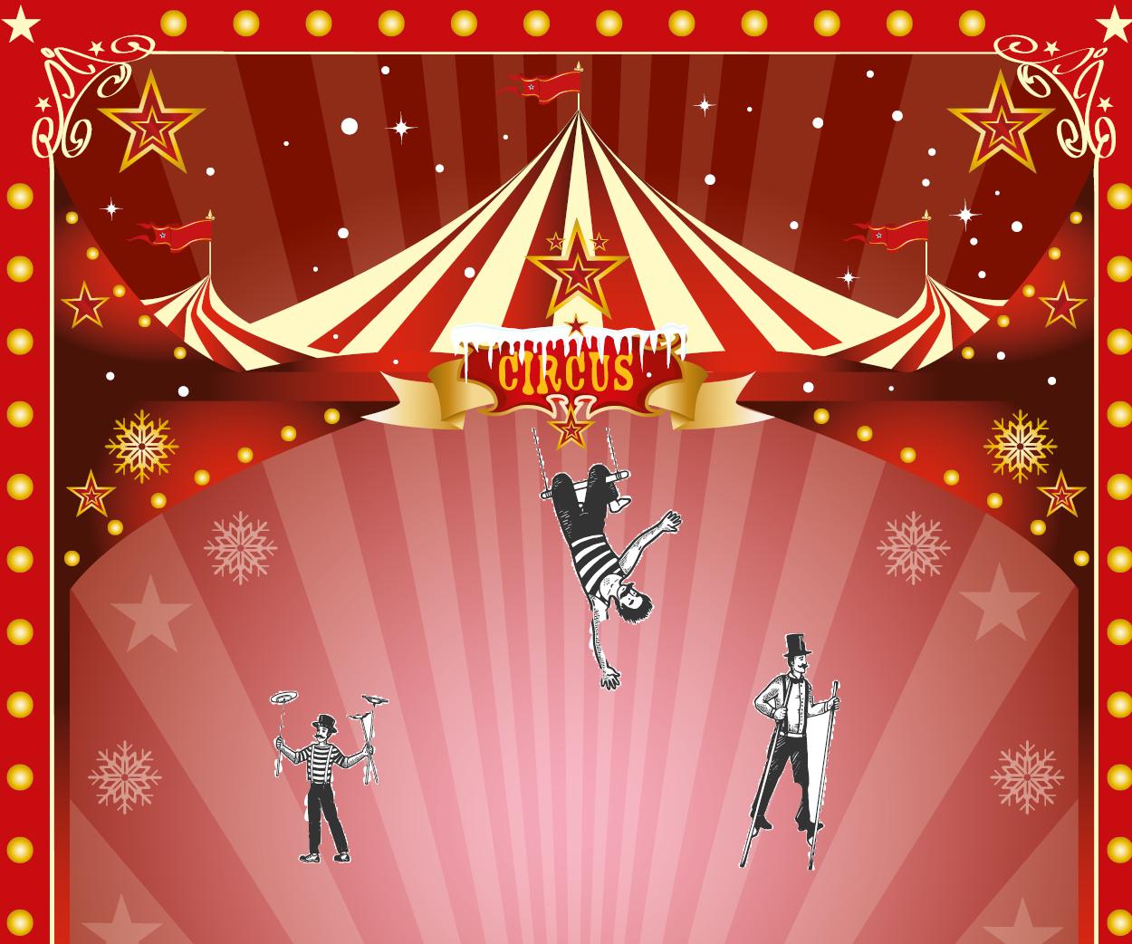 Circus & Champagne