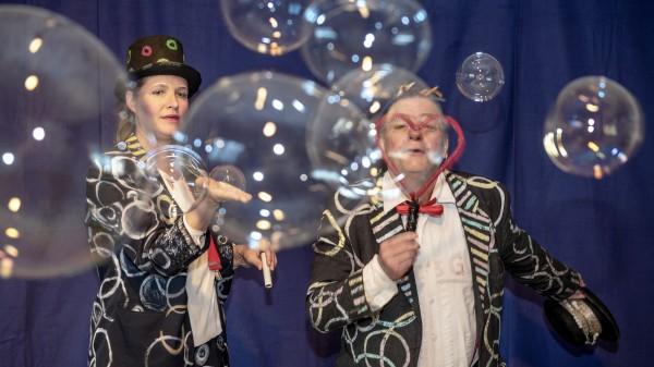 Clown theater Frohnella-Klücklich