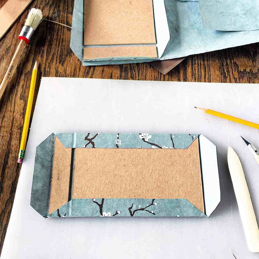 Easy Bookbinding Workshop (from age 14)