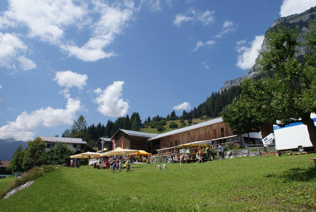 August 1st - National Holiday in Flims