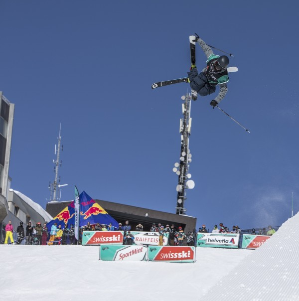 Freestyle Champs LAAX