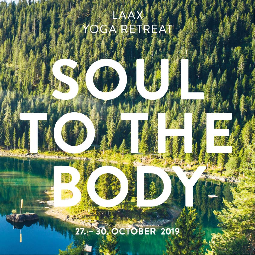 LAAX Yoga Retreat with Yoga Nina