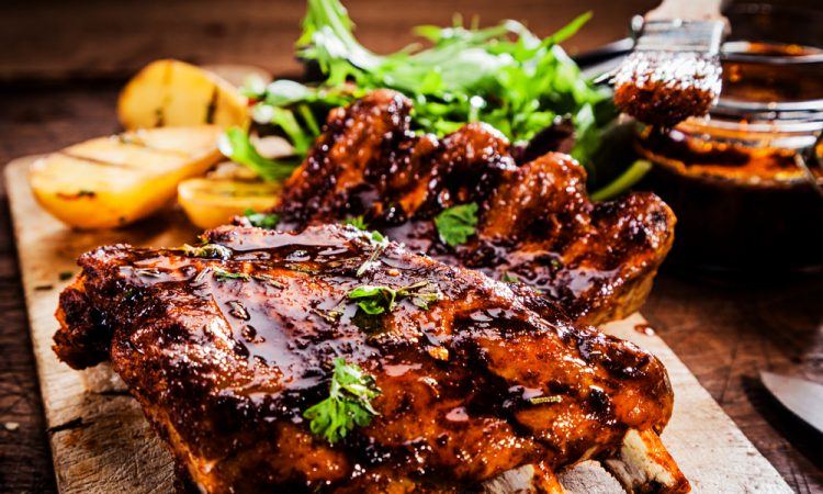 Spareribs - all you can eat