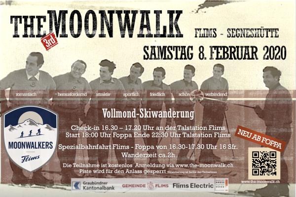 The 3rd Moonwalk 2020