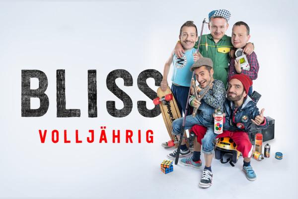 Bliss-VOLLJÄHRIG