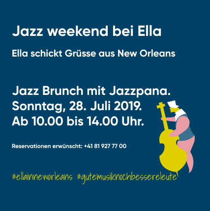 Jazz Brunch - Hi from New Orleans