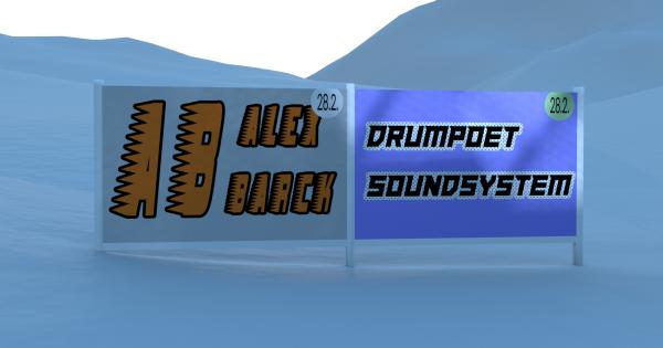 Alex Barck | Drumpoet Soundsystem