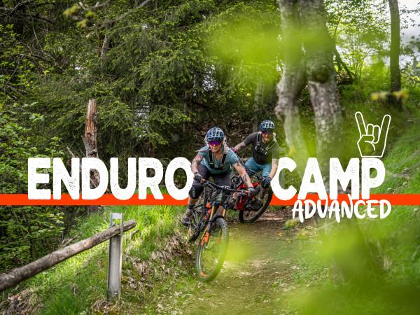 MTB Enduro Camp Advanced incl. Accom. & HB