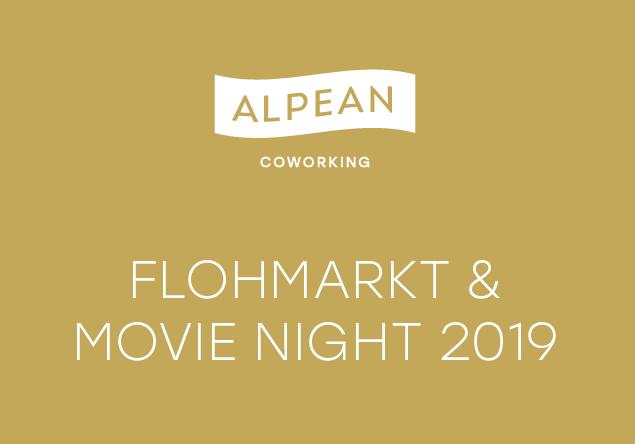 Fleemarket & Movie Night