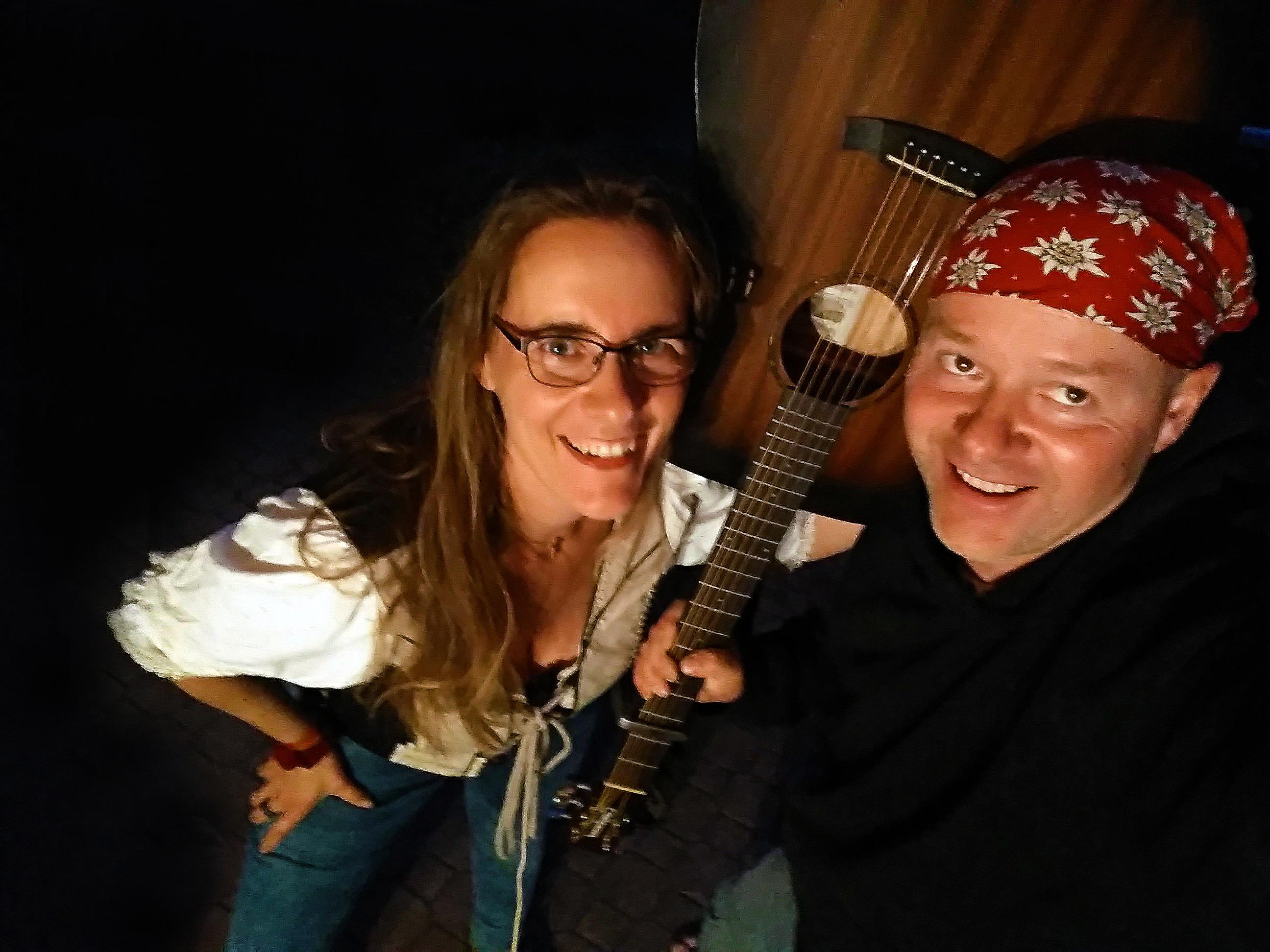 Concert: Linus (FetzMusik) & Rosina Casty