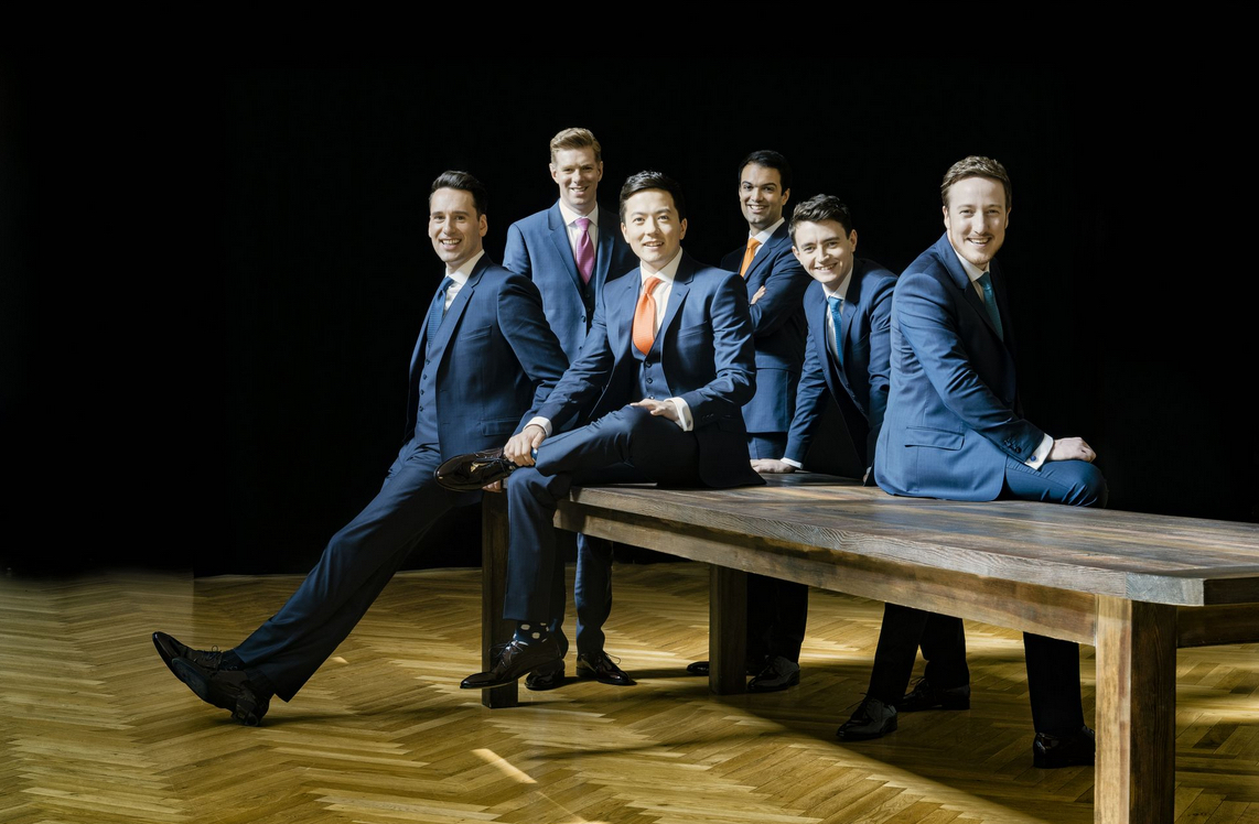 flimsfestival - The King's Singers