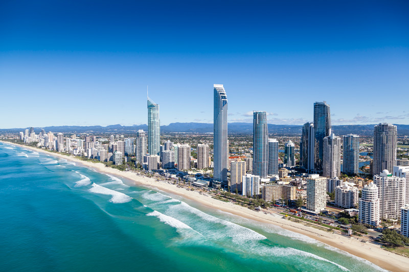 Gold coast commercial