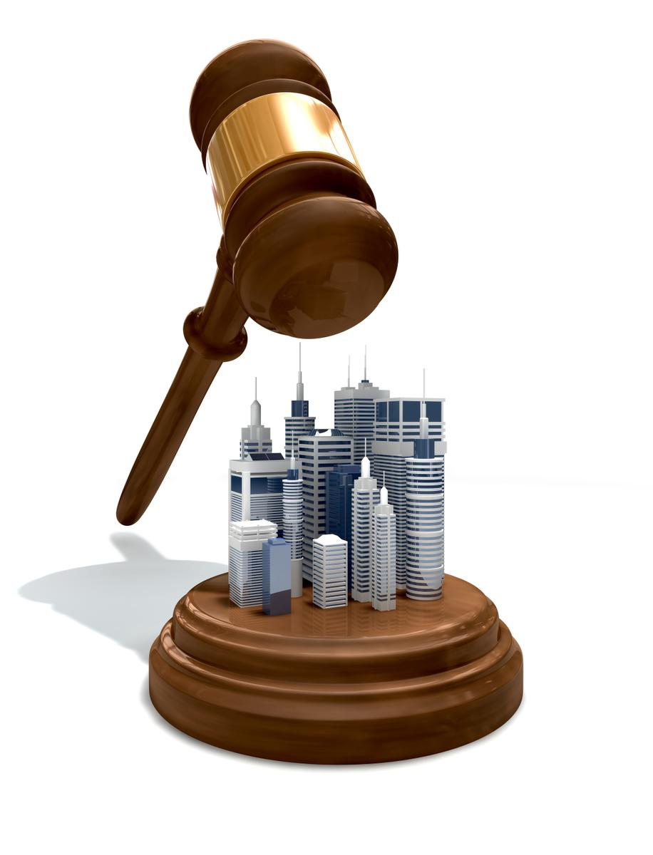 Commercial property auctions