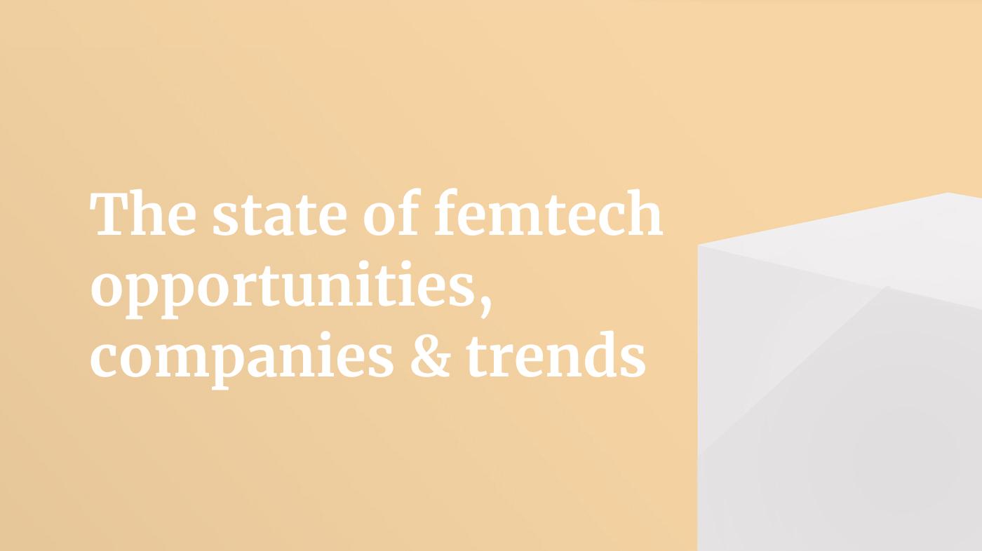 Femtech blog cover