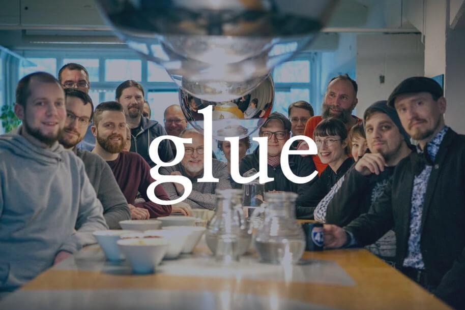 Glue company image