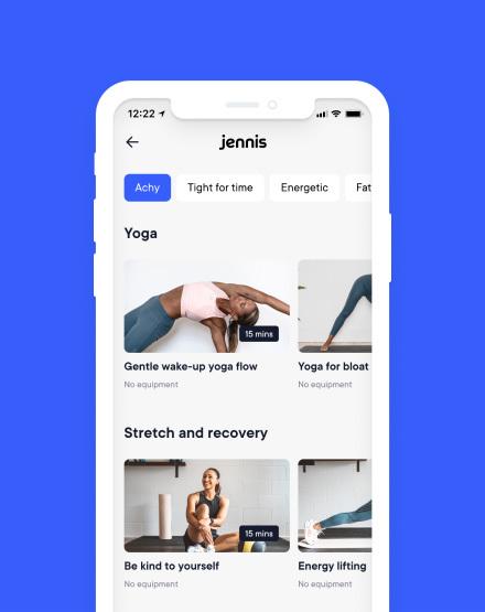 Jennis app