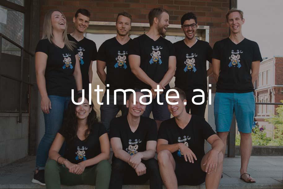 Portfolio ultimateai