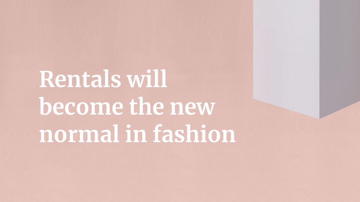 Fashion tech blog