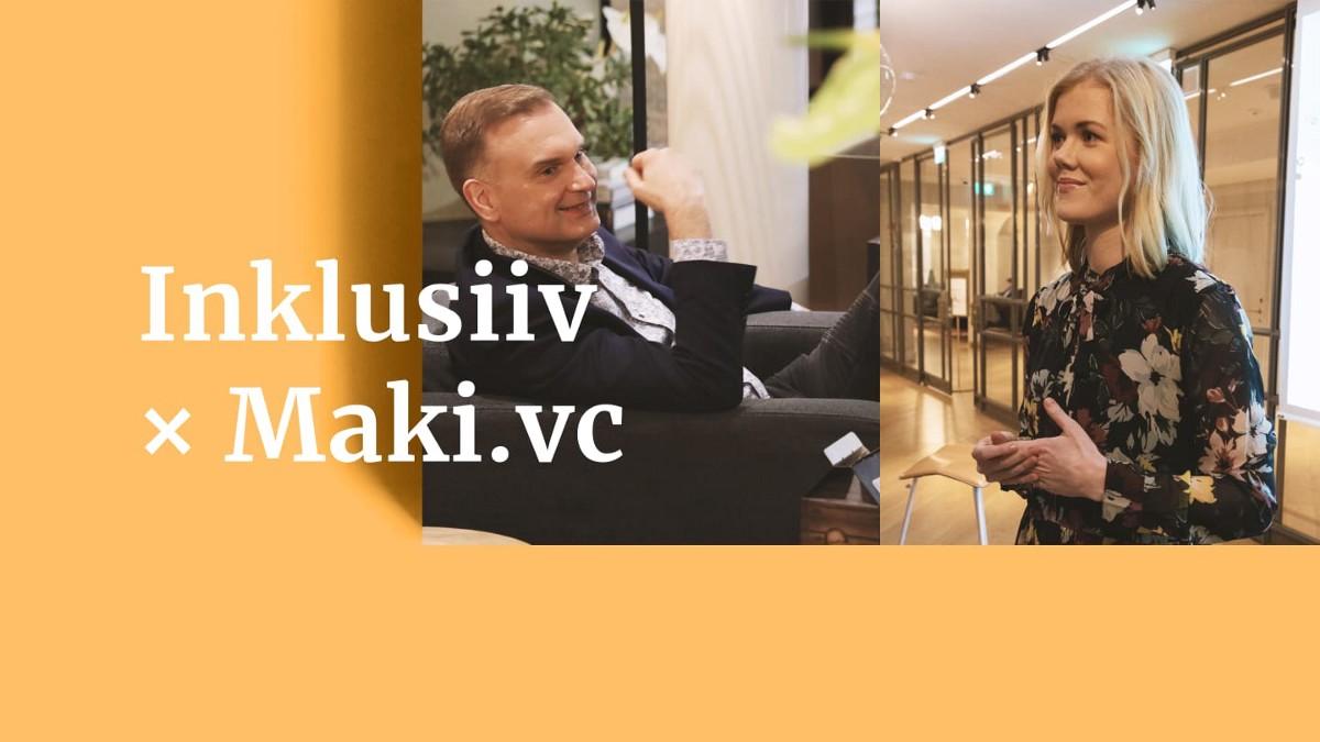 Inklusiiv challenged European VCs to take concrete action to advance diversity & inclusion