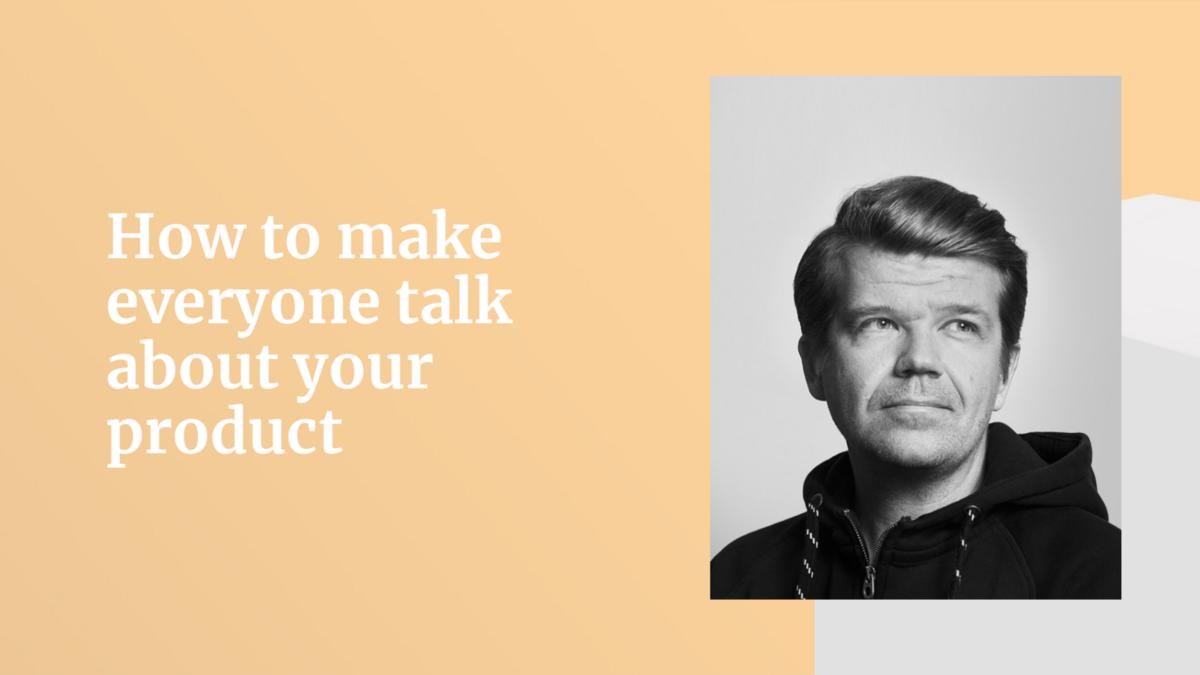 CMO of Varjo Jussi Mäkinen explains how startup product marketing works.