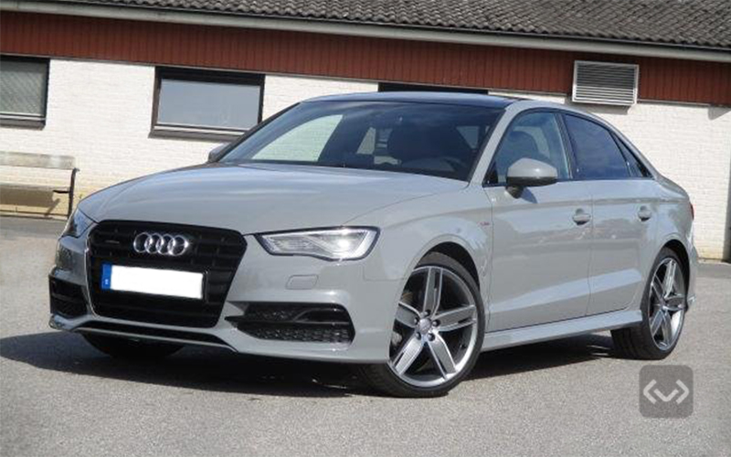 Used Audi A3 For Sale Buy On Auction At Kvdcars Kvdcars Com